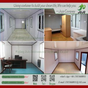 Safe and Durable Container House for Office Camp School pictures & photos