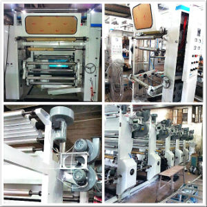 General Rotogravure Printing Machine with Shaft Price (AY800B Model) pictures & photos