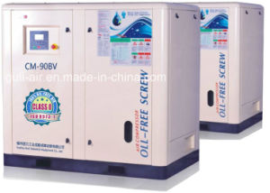 Enivormental Oil-Free Air Compressor for Medicine pictures & photos