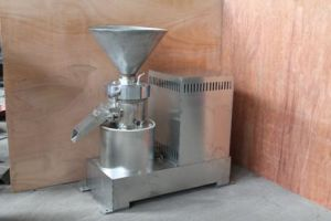 Full Stainless Steel Peanut Butter Grinder with Ce pictures & photos
