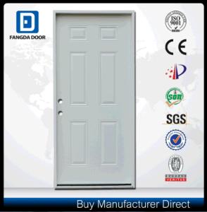 Fangda 6 Panel Set Door, Your Best Choice for Hotel Door pictures & photos