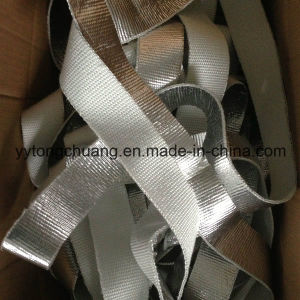 Aluminium Foil Fiberglass Exhaust Header Wrap Heat Shield pictures & photos