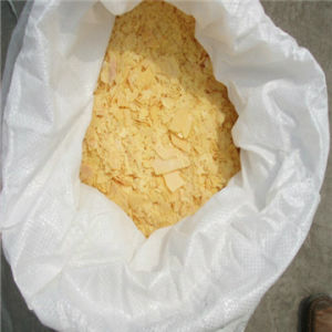 Fe 30 Ppm Yellow Flakes Sodium Sulphide 60% pictures & photos