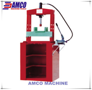 Hand operated hydraulic Press MSY10A pictures & photos
