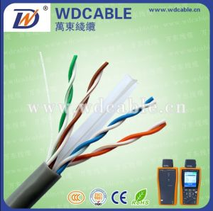 Pass Fluke Test CAT6 UTP LAN Cable