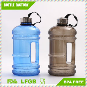 2.2L Dumbbell Shape Shaker Bottle Gym Fitness Sport Water Bottle pictures & photos