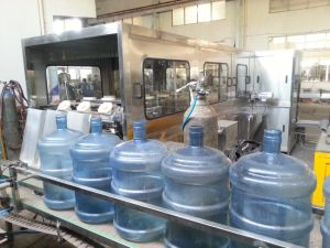 Automatic 300b/H 20L Bottle Filling Machine pictures & photos