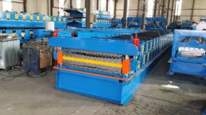 Double Designs Profile Roll Forming Machine pictures & photos