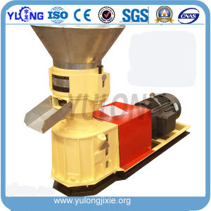 Flat Die Sinking Fish Feed Pellet Machine Ce Approved pictures & photos