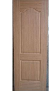 Ethiopia 3mm HDF Door Skin with Teak Veneer pictures & photos