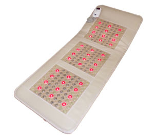 100X190cm Electric Health Care Tourmaline and Jade Heating Pad pictures & photos