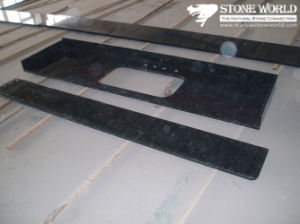 Polished Modern Design Granite Vanity Top for Kitchen (SV002) pictures & photos