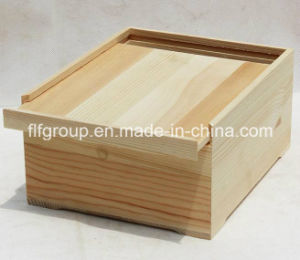 Customized Hand Painting Solid Wooden Box for Home Decoration pictures & photos