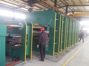 Rubber Belt Making Machinery / Conveyor Belt Vulcanizing Equipment pictures & photos