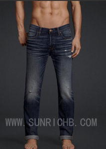 Men Jeans ((J04007) pictures & photos