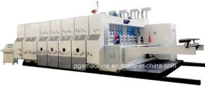 Jumbo Flexo Printing Slotting Die Cutting Machine (PGA-2536)