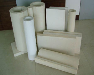 Heat Insulation Calcium Silicate Fireproofing Pipe Ceiling Fireproof Board pictures & photos