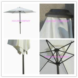 Hz-Um137 10ft (3m) Round Umbrella Crank Umbrella with Tilt Outdoor Parasol Garden Umbrella Patio Umbrella pictures & photos