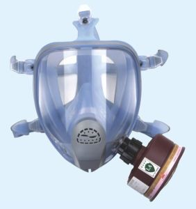 Full Face Gas Mask (9900F) pictures & photos
