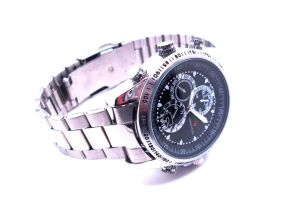 Waterproof Watch Camera Video Surveillance 4GB-8GB (QT-L002) pictures & photos