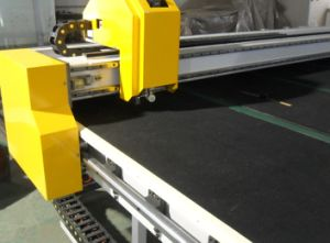 CNC Glass Cutting Table pictures & photos