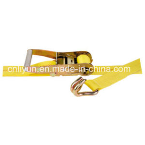 2′′ Ratchet Tie Down / Ratchet Strap with Wire Hook