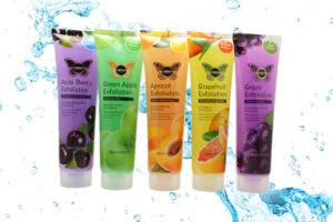 Grape Polyphenol Whitening Exfoliator Peeling Dead Skin pictures & photos