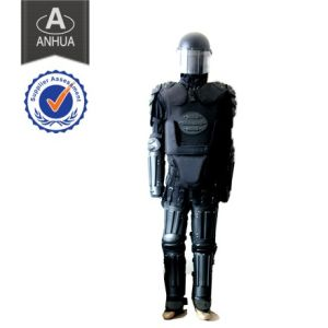Police Military Anti Riot Suit with Double Shell pictures & photos