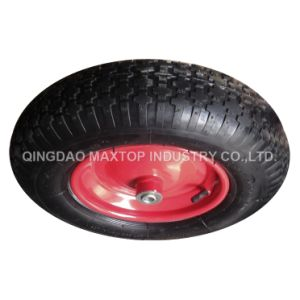 Maxtop Wheelbarrow Tyre and Tube pictures & photos