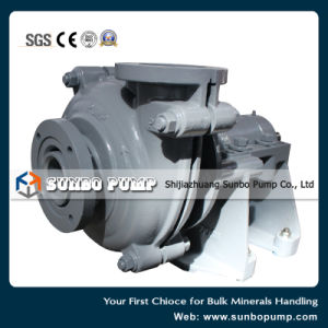 Wear-Resistant Centrifugal Sewage Horizontal Slurry Pump pictures & photos