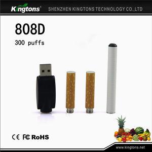 808d Slim E Cigarettes with Rebuildable Cartridges Healthy E CIGS pictures & photos
