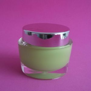 1.67oz Acrylic Jar with Metalized Cap pictures & photos