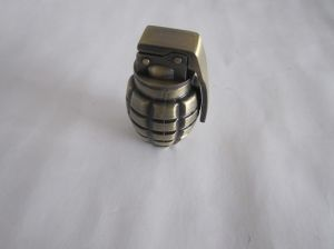 Non-Violence Metal Grenade USB Flash Drive USB 2.0 (OM-M110) pictures & photos