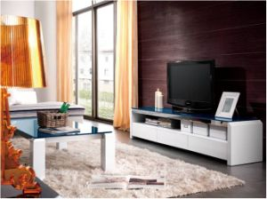Home Furniture TV Stand with Cabinet (WLF-TV009)