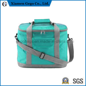 2 Person Camping Cooler Polyester Picnic Bag for Outdoor Travel