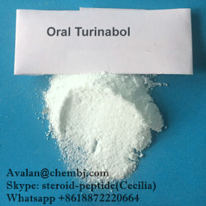 Bodybuilding Steroids Oral Turinabol/4-Chlorodehydromethyltestosterone pictures & photos