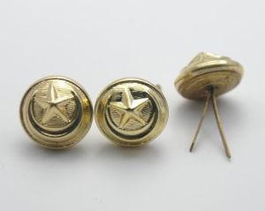 2014 Fashion Copper Button with Pull