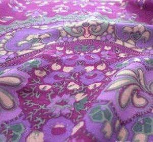 Printed Chemical Fabric 100viscose Fashion Dresses Clothing pictures & photos
