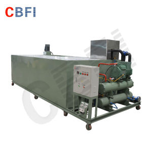 Hot Selling Big Capacity Ice Block Machine in Africa pictures & photos