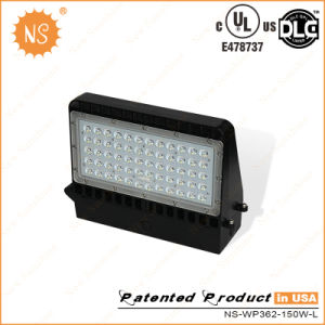 IP65 Outdoor 150W LED Wall Pack Lighting with UL Dlc