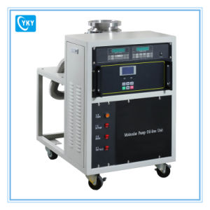 Laboratory Turbo Molecular High Vacuum Pump with Exhaust Filter pictures & photos