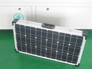 Portable 160W Folding Solar Panels The Folding Solar System pictures & photos