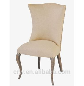 Rch-4268 Morden White Upholstery Fabric Dining Room Chair pictures & photos