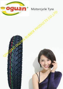 Hot Selling Tires Motorcycle Tyre of 110/90-17 pictures & photos