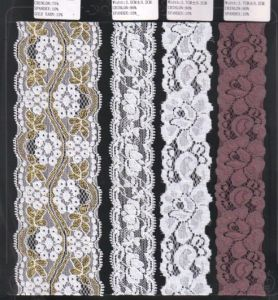 Factory Wholesale Super Stretch Lace (carry OEKO-TEX certification W70011) pictures & photos