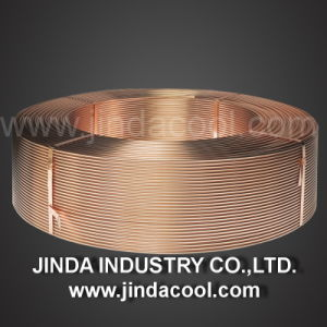 Air Conditioning Level Wound Coil Copper Tube ASTM B280, ASTM B68, JIS H3300 pictures & photos