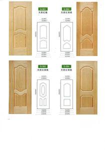 Veneer Melamine HDF Door Skin From Luli Group pictures & photos