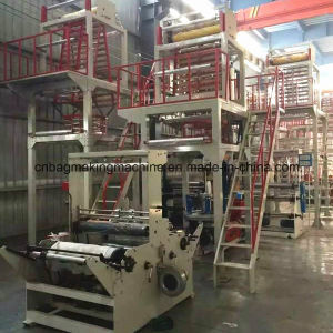 Plastic Rotary Die Head LDPE Film Blowing Machine pictures & photos