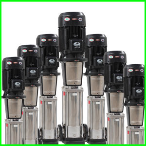 Electric Submersible Pump with Stainless Steelvertical Multistage pictures & photos