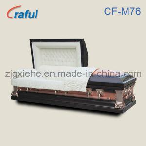 Funer Custim Casket Heritage Copper (CF-M76)